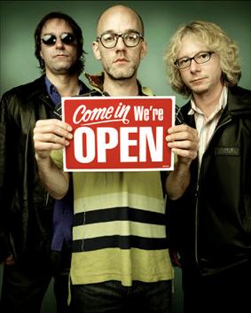 El disco de la semana...R.E.M. : Accelerate ( 2008 )
