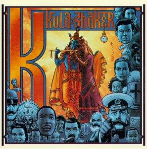 El disco de la semana...  Kula Shaker: K ( 1996 )