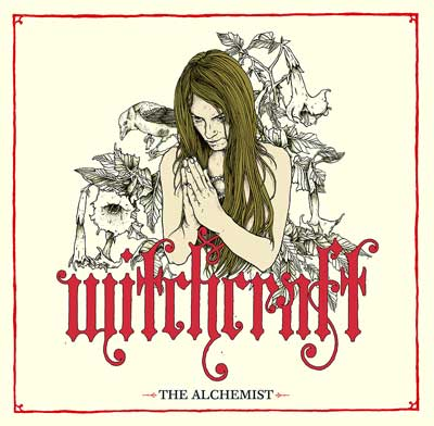 El disco de la semana... Witchcraft: The Alchemist ( 2007 )