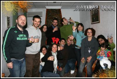EMPECEMOS 2009 CON BUEN BALONCESTO (CONVOCATORIA 3-1-2009)